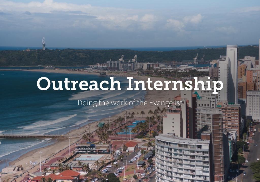 Outreach Internship – July 9-23