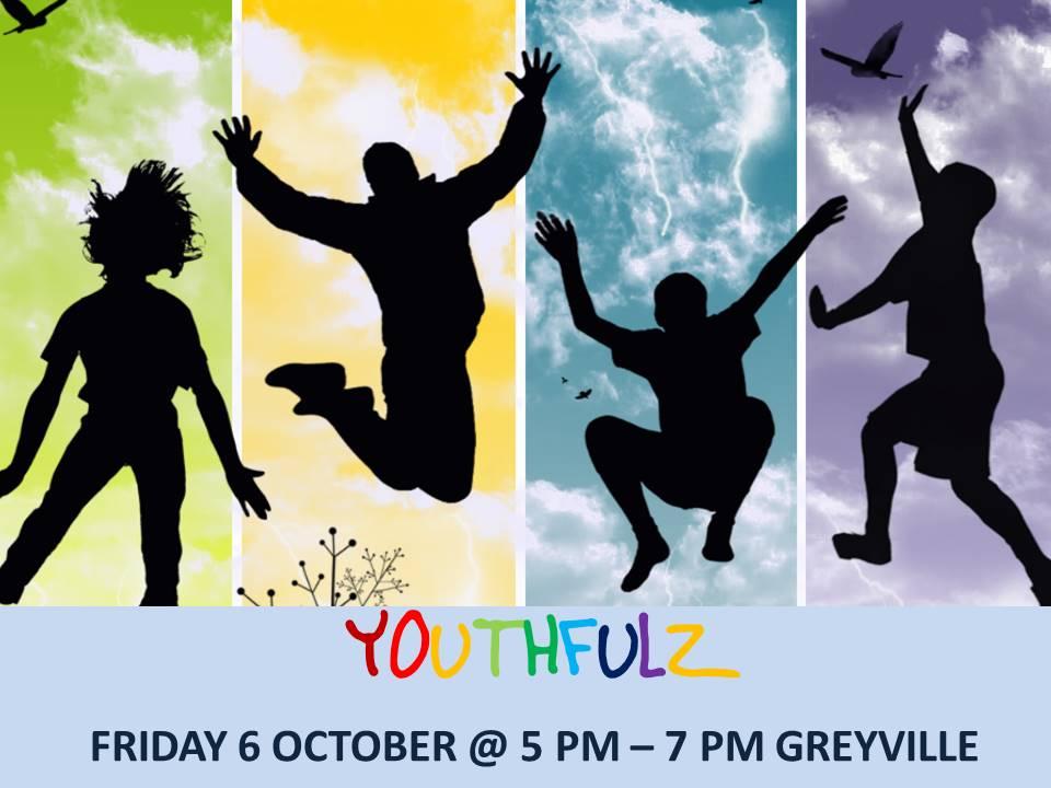 Youthfulz 6 Oct – 5 PM